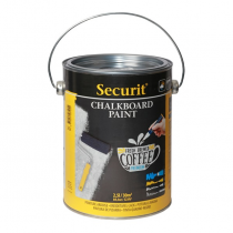 Chalkboard Paint Black 2.5L
