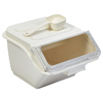 Polypropylene Ingredient Bin With Scoop 7.5Ltr