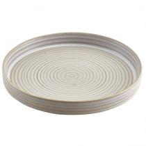 Terra Stoneware Antigo Barley Presentation Plate 21cm