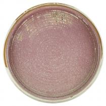 Terra Porcelain Rose Presentation Plate 18 x 2.1cm