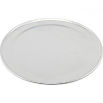 Aluminium Flat Wide Rim Pizza Pan 14inch