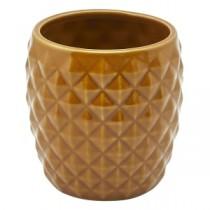 Brown Pineapple Tiki Mug 40cl/14oz
