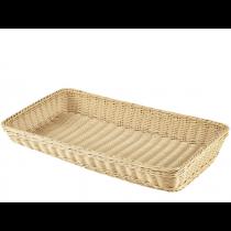 Polywicker Display Basket GN 1/1