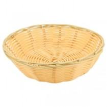 Round Polywicker Basket 17.8cm