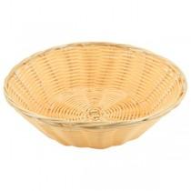 Round Polywicker Basket 22.9cm