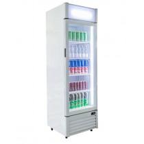 Blizzard Single Door Drinks Merchandiser 386L