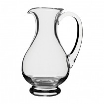 Handled Wine Glass Carafe 0.5 Litre