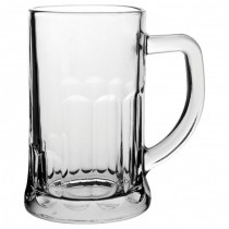 Abbey Beer Tankard 20oz (57cl) CE