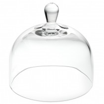 Glass Cloche 10cm