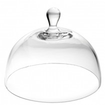 Glass Cloche 19cm