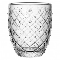 Lattice Old Fashioned Tumblers 11oz / 31.5cl