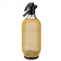 Harlequin Gold Soda Syphon 1Ltr