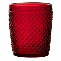 Dante Red Double Old Fashioned Tumblers 12oz / 35cl