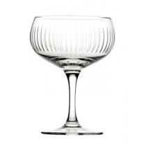 Raffles Lines Coupe Glasses 5.5oz / 16cl