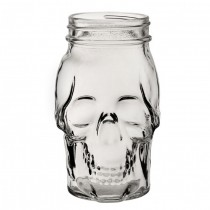 Skull Jar 17.5oz (50cl)