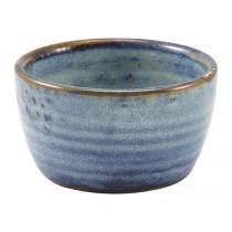 Terra Porcelain Aqua Blue Ramekin 7.8 x 4.3cm