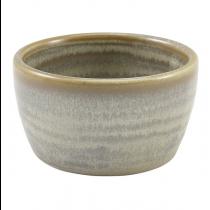 Terra Porcelain Matt Grey Ramekin 6.5 X 3CM