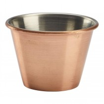 Copper Plated Ramekin 2.5oz