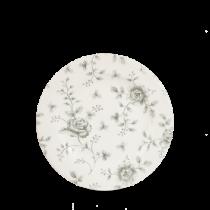 Churchill Vintage Prints Grey Rose Chintz Plate 17cm
