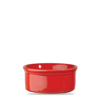 Churchill Cookware Round Pie Dish Red 13.5 x 5cm