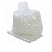 Heavy Duty Compactor Sacks Clear