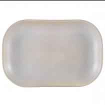 Terra Stoneware Antigo Barley Rectangular Plate 24 x 16.5cm