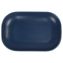 Terra Stoneware Antigo Denim Rectangular Plate 24 x 16.5cm
