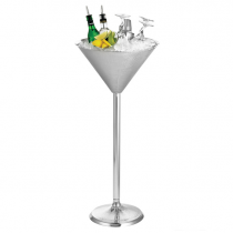 Remington Martini Glass Beverage Stand 4.3ltr
