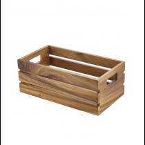 Acacia Wood Box / Riser GN 1/3