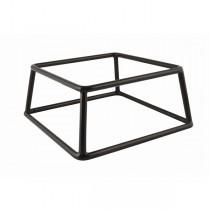 Black Anti-Slip Buffet Riser 18 x 8cm