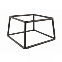 Black Anti-Slip Buffet Riser 18 x 10cm
