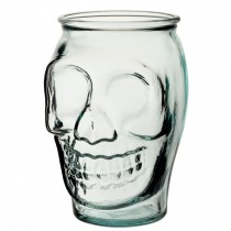 Madrid Tall Skull Jar 18oz (52cl)