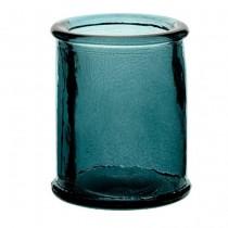 Authentico Candleholder Blue 8cm