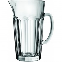 Harley Glass Jug 1.5Ltr