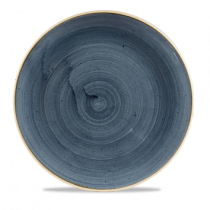 Churchill Stonecast Blueberry Coupe Plate 28.8cm