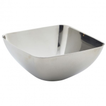 Stainless Steel Square Snack Bowl 18cl / 6.25oz
