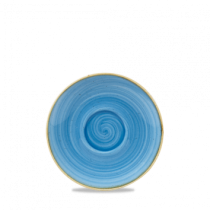 Churchill Stonecast Cornflower Blue Saucer 15.6cm