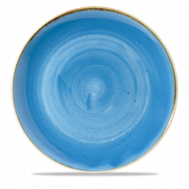 Churchill Stonecast Cornflower Blue Coupe Bowl 31cm