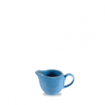 Churchill Stonecast Cornflower Blue Milk Jug 11.4cl / 4oz