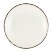 Terra Stoneware Saucer Sereno Grey 15cm