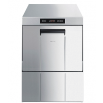 Smeg Ecoline Professional Glasswasher,500mm Basket, With Integral Water Softener