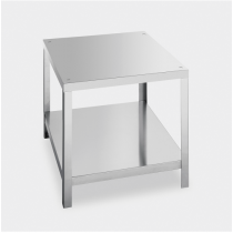 Stainless Steel Stand for Front-Loading Dishwasher/Glasswashers