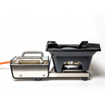 Cinders TrailerWok Tabletop Gas Wok Burner LP7