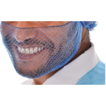 Beard Snood Blue