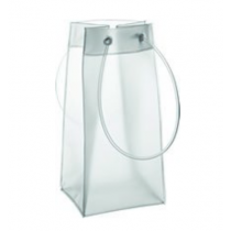 Wine & Champagne Presentation Bag Frosted 10inch / 25cm