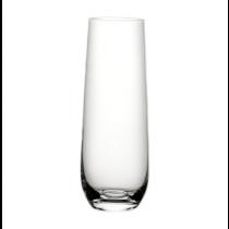 Raffles Stemless Champagne Glasses 8oz / 23cl