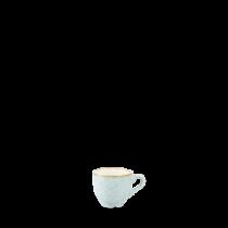 Churchill Stonecast Duck Egg Espresso Cup 10cl / 3.5oz