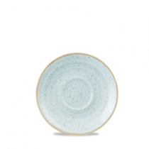 Churchill Stonecast Duck Egg Saucer 15.6cm