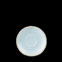 Churchill Stonecast Duck Egg Espresso Saucer 11.8cm