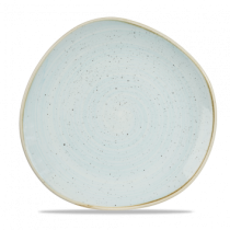 Churchill Stonecast Duck Egg Organic Round Plate 26.4cm